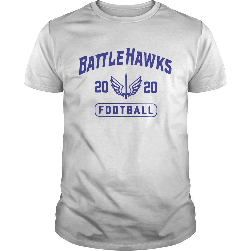 St Louis Battlehawks 2020 Football Unisex