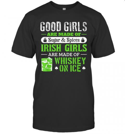 St Patrick'S Day For Women Good Girls Irish T-Shirt Classic Men's T-shirt