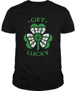 St Patricks Day Get Lucky  Unisex