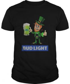 St Patricks Day Leprechaun Drinking Bud Light  Unisex