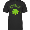 St Patricks Day Men Women Kids Chicago Chi Rish T-Shirt Classic Men's T-shirt