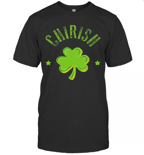 St Patricks Day Men Women Kids Chicago Chi Rish T-Shirt Classic Men's T-shirt