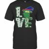St.Patrick'S Day Football Love Team Buffalo Bill T-Shirt Classic Men's T-shirt