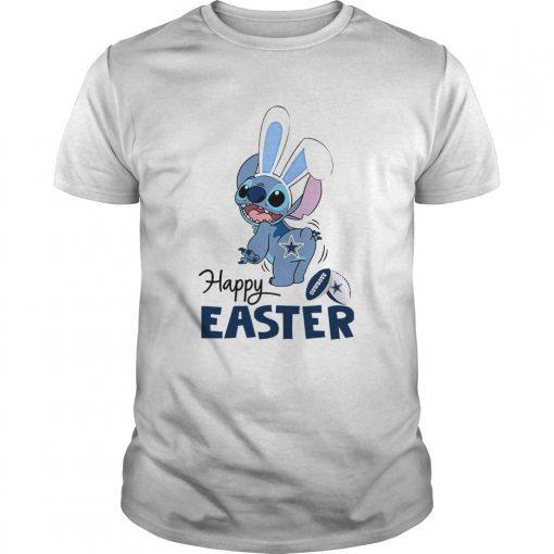 Stitch Dallas Cowboys Happy Easter  Unisex