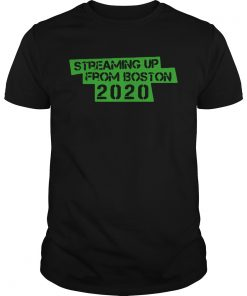 Streaming Up From Boston 2020  Unisex