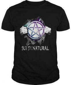 Supernatural Blood Inside Me  Unisex