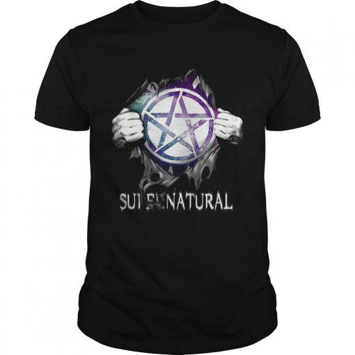 Supernatural Blood Inside Me  Unisex