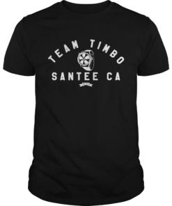 Team Timbo Santee  Unisex