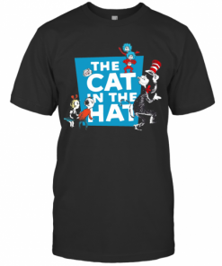 The Cat In The Hat Dr. Seuss T-Shirt Classic Men's T-shirt