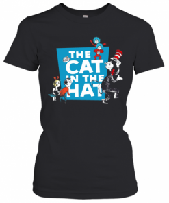 The Cat In The Hat Dr. Seuss T-Shirt Classic Women's T-shirt