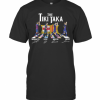 The Tiki Taka Crosswalk Signatures T-Shirt Classic Men's T-shirt