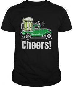 Truck Green Beer St Patricks Day  Unisex