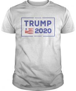 Trump 2020 president American  Unisex