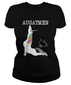 Unicorn Ausatmen  Classic Ladies