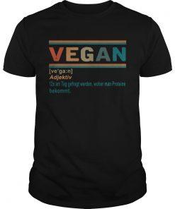 Vegan 12x Am Tag Gefragt Werden Woher Man Proteine Bekommt  Unisex