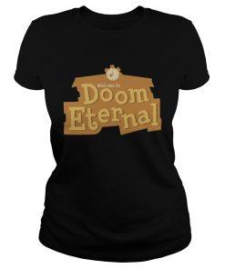 Welcome To Doom Eternal Classic Ladies