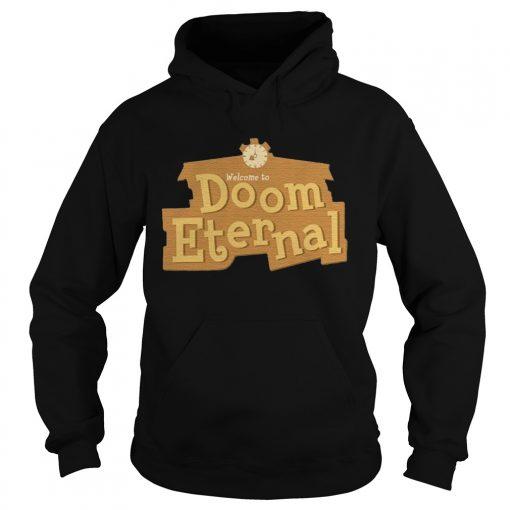 Welcome To Doom Eternal Hoodie
