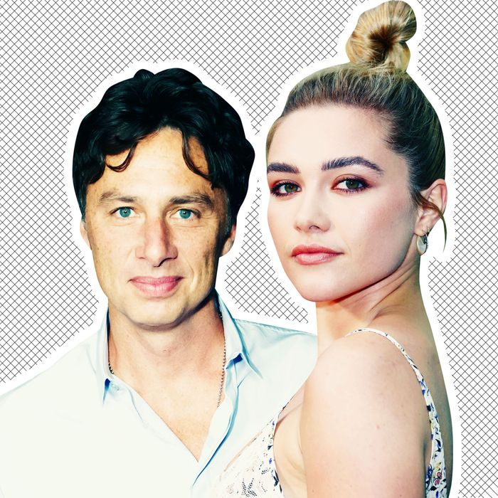 Florence Pugh Has Had It With Your Zach Braff Slander