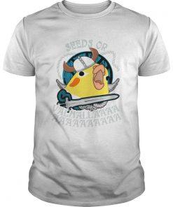 Angry Birds Seeds Or Valhallaaaa  Unisex