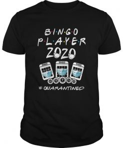 Bingo Player 2020 Quarantined  Unisex