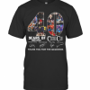 Culture Club 40 Years Of 1980 2020 Signature Thank You For The Memories T-Shirt Classic Men's T-shirt