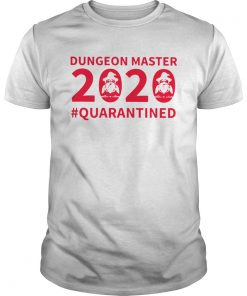 Hot Dungeon Master 2020 Quarantined  Unisex