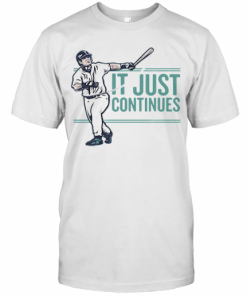 It Just Continues The Double I October 8 1995 T-Shirt Classic Men's T-shirt