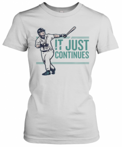 It Just Continues The Double I October 8 1995 T-Shirt Classic Women's T-shirt
