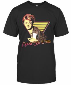 Jessica Fletcher Murder She Wrote T-Shirt Classic Men's T-shirt