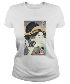 Samurai Women Photographer  Classic Ladies