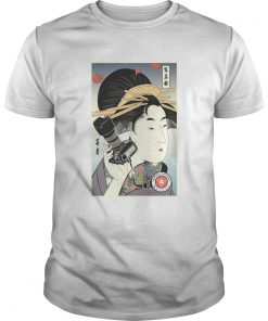 Samurai Women Photographer  Unisex