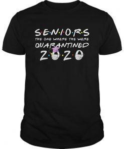 Seniors The One Where The Were Quarantine Toilet Paper Class Of 2020  Unisex