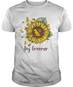 Sunflower Dogs Groomer  Unisex