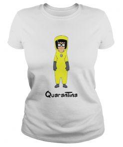Tina Bobs Burgers Medical Protective Clothing Quarantina  Classic Ladies