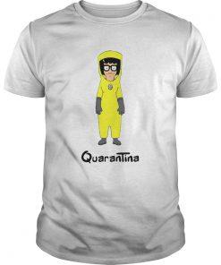 Tina Bobs Burgers Medical Protective Clothing Quarantina  Unisex