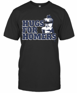 Tony Kemp And Evan Gattis Hugs For Homers T-Shirt Classic Men's T-shirt