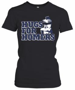 Tony Kemp And Evan Gattis Hugs For Homers T-Shirt Classic Women's T-shirt
