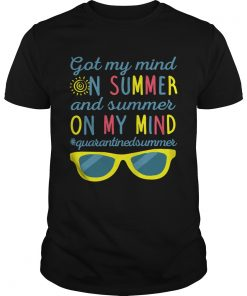 Got My Mind On Summer And Summer On My Mind  Unisex