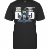 Michigan Wolverines Dad A Son'S First Hero A Daughter'S First Love T-Shirt Classic Men's T-shirt