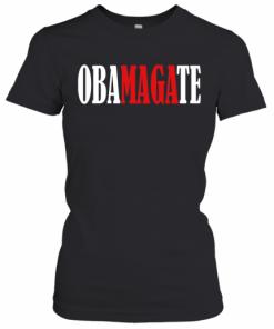 Obamagate T-Shirt Classic Women's T-shirt