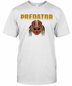 Predator Chase Young Washington Redskins Team Football T-Shirt Classic Men's T-shirt