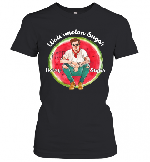 Watermelon Sugar Harry Styles T-Shirt Classic Women's T-shirt