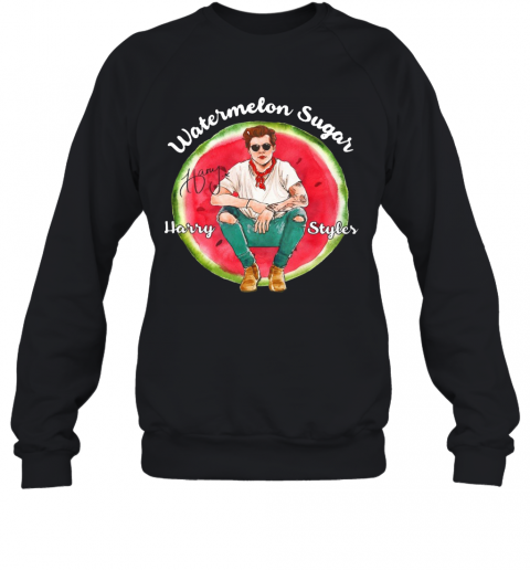 Watermelon Sugar Harry Styles T-Shirt Unisex Sweatshirt