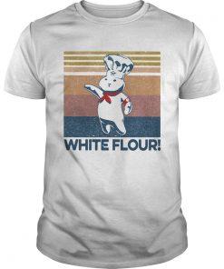 White Flour Vintage  Unisex
