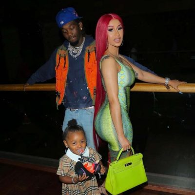 Cardi B and Offset's Family Has Impeccable Style