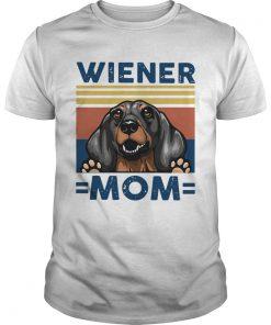 Dachshund Wiener Mom Vintage  Unisex