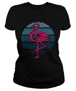 Flamingo Bird 80s Party Theme  Classic Ladies