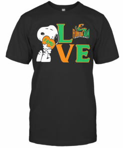 Snoopy Hug Heart Love Florida A T-Shirt Classic Men's T-shirt