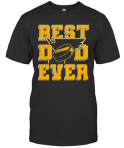 St. Louis Blues Best Dad Ever Happy Father'S Day T-Shirt Classic Men's T-shirt