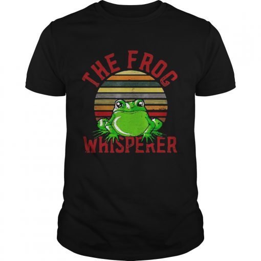 The Frog Whisperer  Unisex